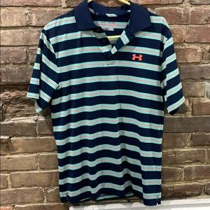 Men's UA polo- size M
